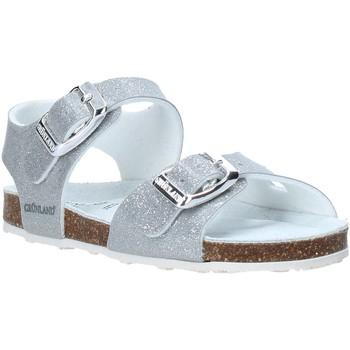 Παπούτσια Παιδί Σανδάλια / Πέδιλα Grunland SB1258 Ασήμι