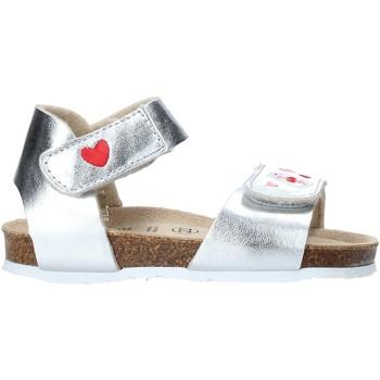 Παπούτσια Κορίτσι Σανδάλια / Πέδιλα Grunland SB1546 Ασήμι