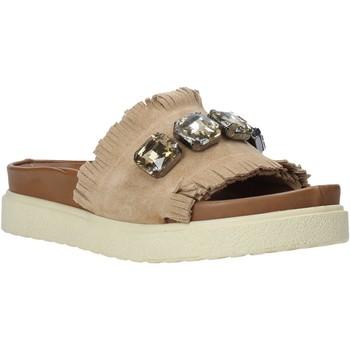 Παπούτσια Γυναίκα Τσόκαρα Bueno Shoes CM2217 Μπεζ