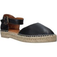 Παπούτσια Γυναίκα Σανδάλια / Πέδιλα Bueno Shoes L2902 Μαύρος