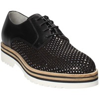 Παπούτσια Γυναίκα Derby Nero Giardini P805223D Μαύρος