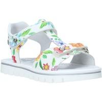 Παπούτσια Κορίτσι Σανδάλια / Πέδιλα Nero Giardini E031614F λευκό