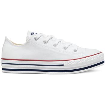 Παπούτσια Παιδί Χαμηλά Sneakers Converse 668028C λευκό