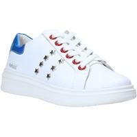 Παπούτσια Παιδί Χαμηλά Sneakers Holalà HS0064L λευκό