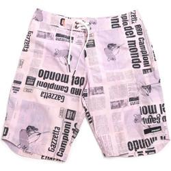 Υφασμάτινα Άνδρας Μαγιώ / shorts για την παραλία Rrd - Roberto Ricci Designs 18328 Ροζ