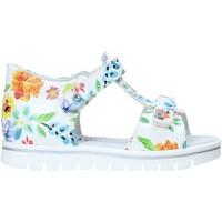 Παπούτσια Κορίτσι Σανδάλια / Πέδιλα Nero Giardini E021476F λευκό