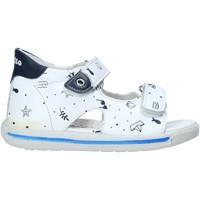 Παπούτσια Παιδί Σανδάλια / Πέδιλα Falcotto 1500779 02 λευκό