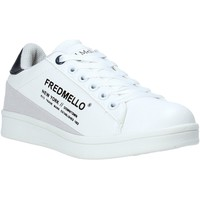 Παπούτσια Παιδί Χαμηλά Sneakers Fred Mello S20-SFK313 λευκό
