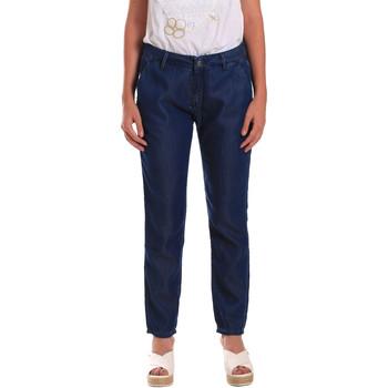 Υφασμάτινα Γυναίκα Jeans Gaudi 811BD26028 Μπλε