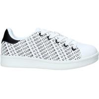 Παπούτσια Παιδί Χαμηλά Sneakers U.s. Golf S20-SUK621 λευκό