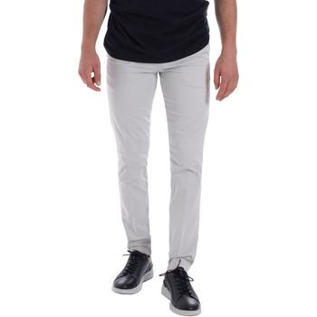 Υφασμάτινα Άνδρας Παντελόνια Chino/Carrot Les Copains 9U3320 Γκρί