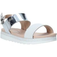 Παπούτσια Κορίτσι Σανδάλια / Πέδιλα Miss Sixty S20-SMS797 Ασήμι