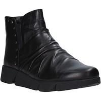 Παπούτσια Γυναίκα Μποτίνια The Flexx E1549_16 Μαύρος