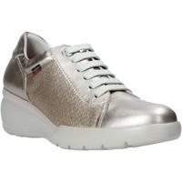 Παπούτσια Γυναίκα Χαμηλά Sneakers CallagHan 19201 Χρυσός