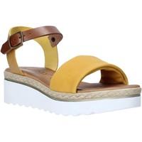 Παπούτσια Γυναίκα Σανδάλια / Πέδιλα Jeiday 1278-9696 Κίτρινος