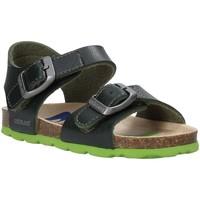 Παπούτσια Παιδί Σανδάλια / Πέδιλα Grunland SB1534 Πράσινος