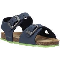 Παπούτσια Παιδί Σανδάλια / Πέδιλα Grunland SB0413 Μπλε
