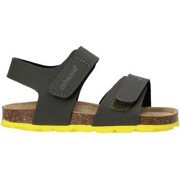 Παπούτσια Παιδί Σανδάλια / Πέδιλα Grunland SB0094 Πράσινος