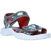 Παπούτσια Παιδί Σανδάλια / Πέδιλα Grunland PS0061 Πράσινος