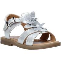 Παπούτσια Κορίτσι Σανδάλια / Πέδιλα Grunland PS0062 Ασήμι