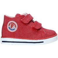 Παπούτσια Παιδί Ψηλά Sneakers Falcotto 2014604 04 το κόκκινο