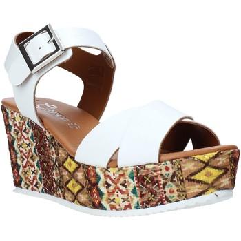 Παπούτσια Γυναίκα Σανδάλια / Πέδιλα Grace Shoes 13 λευκό