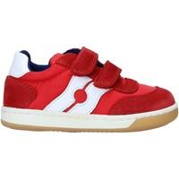 Παπούτσια Παιδί Χαμηλά Sneakers Falcotto 2014666 01 το κόκκινο