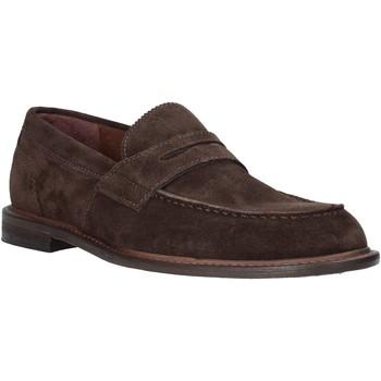 Παπούτσια Άνδρας Μοκασσίνια Marco Ferretti 860003MF καφέ