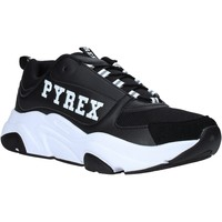 Παπούτσια Άνδρας Χαμηλά Sneakers Pyrex PY020206 Μαύρος