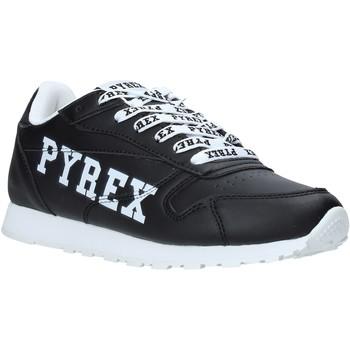 Παπούτσια Γυναίκα Χαμηλά Sneakers Pyrex PY020235 Μαύρος