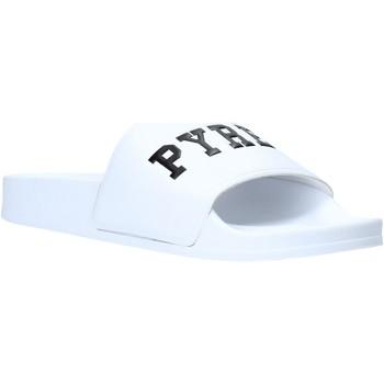 Παπούτσια Γυναίκα σαγιονάρες Pyrex PY020169 λευκό