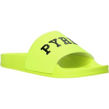 Παπούτσια Γυναίκα σαγιονάρες Pyrex PY020171 Κίτρινος