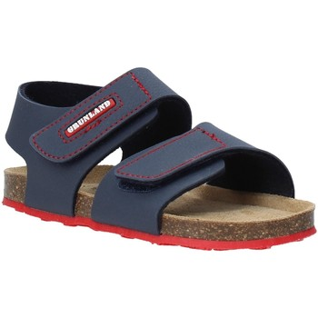 Παπούτσια Παιδί Σανδάλια / Πέδιλα Grunland SB0802 Μπλε