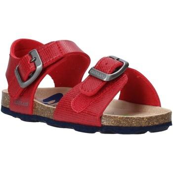 Παπούτσια Παιδί Σανδάλια / Πέδιλα Grunland SB1534 το κόκκινο