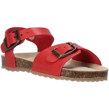 Παπούτσια Παιδί Σανδάλια / Πέδιλα Grunland SB1551 το κόκκινο
