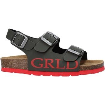 Παπούτσια Παιδί Σανδάλια / Πέδιλα Grunland SB1516 Πράσινος