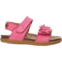 Παπούτσια Κορίτσι Σανδάλια / Πέδιλα Grunland SB1564 Ροζ
