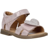 Παπούτσια Κορίτσι Σανδάλια / Πέδιλα Grunland PS0064 Ροζ
