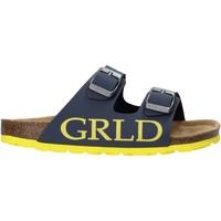 Παπούτσια Παιδί Τσόκαρα Grunland CB2420 Μπλε