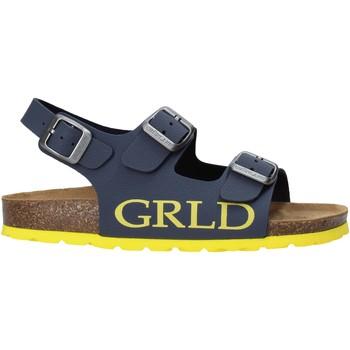 Παπούτσια Παιδί Σανδάλια / Πέδιλα Grunland SB1516 Μπλε