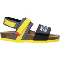 Παπούτσια Παιδί Σανδάλια / Πέδιλα Grunland SB1517 Γκρί