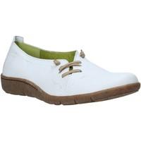 Παπούτσια Γυναίκα Μπαλαρίνες Grunland SC2694 λευκό