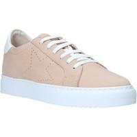 Παπούτσια Γυναίκα Χαμηλά Sneakers Grunland SC4939 Ροζ