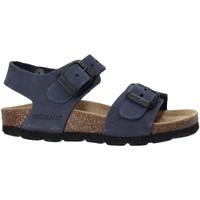 Παπούτσια Παιδί Σανδάλια / Πέδιλα Grunland SB0205 Μπλε