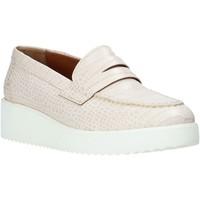 Παπούτσια Γυναίκα Μοκασσίνια Maritan G 161407MG λευκό