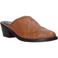Παπούτσια Γυναίκα Εσπαντρίγια Marco Ferretti 161401MF καφέ