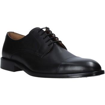 Παπούτσια Άνδρας Derby Marco Ferretti 113043MF Μαύρος