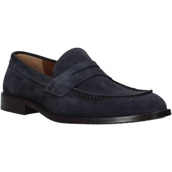 Παπούτσια Άνδρας Μοκασσίνια Carmine D'urso 161432CD Μπλε