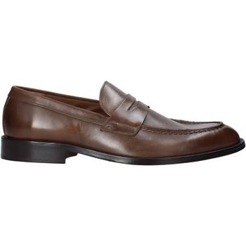 Παπούτσια Άνδρας Μοκασσίνια Marco Ferretti 161432MF καφέ