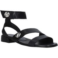 Παπούτσια Γυναίκα Σανδάλια / Πέδιλα Mally 6825 Μαύρος